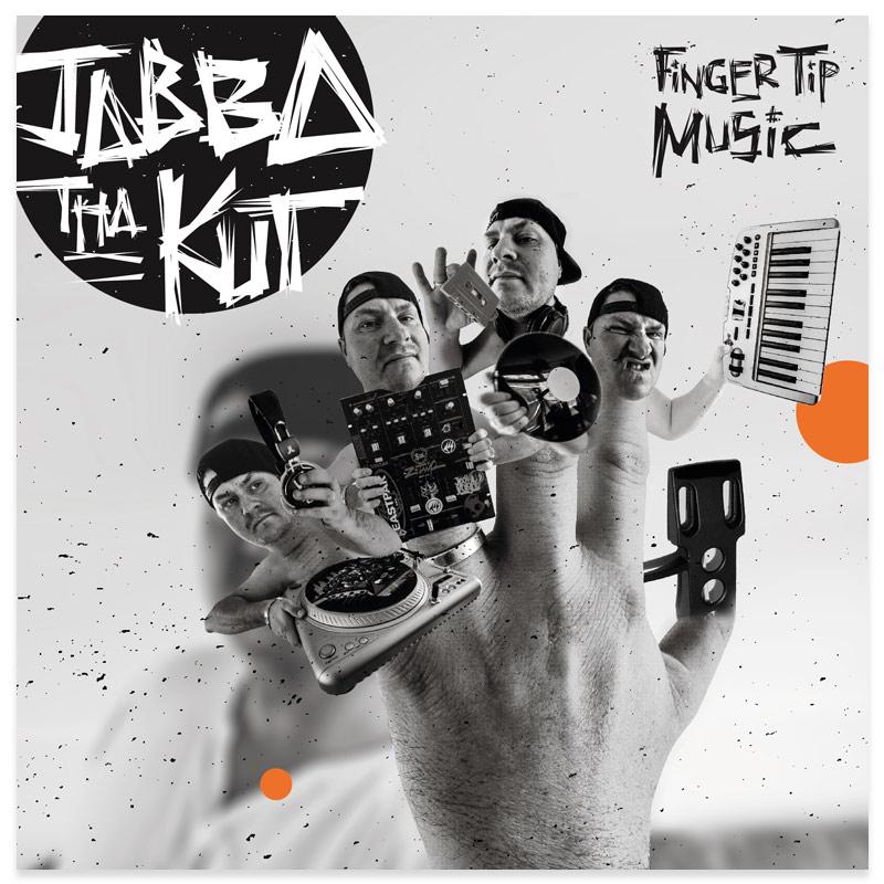 B LINE RECORDINGS ALBUM ARTWORK DESIGN PAINTSHOP JABBA THA CUT