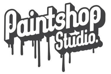 Paintshop Studio Logo